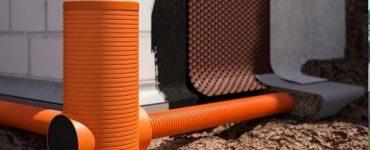 Fabricant, pose et artisan pour Drainage périphérique, pompe de relevage et station de relevage,
